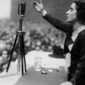 Clara Campoamor.