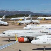 El aeropuerto de Castellón reunirá 60 aviones de forma simultánea este invierno