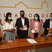Presentación de la guía en la Diputación de Ciudad Real