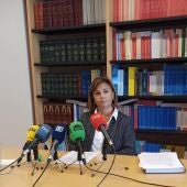 Esther Fernández, Fiscal Superior del Principado de Asturias