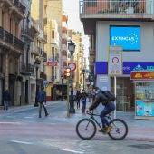 Sanción sin multa para  los vehículos que accedan a la zona del núcleo histórico