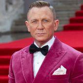 El actor Daniel Craig posa en el photocall de la premiere londinense de 'Sin tiempo para morir'