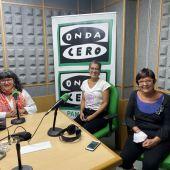 Eva Istúriz, Diana González, Tere Sáez