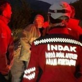 Un hombre borracho desaparecido en Turquía se une a su propia búsqueda