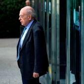 El expresidente de la Generalitat Jordi Pujol