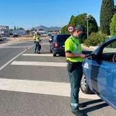 La Guardia Civil investiga a 44 conductores por delitos contra la seguridad vial durante el mes de septiembre