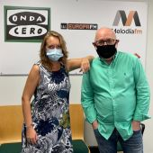 El DJ más veterano de Mallorca, Juan Campos, acompaña cada viernes a Elka Dimitrova en MÁS DE UNO MALLORCA de Onda Cero.