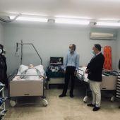 El Colegio de Médicos de Huesca estrena una Unidad de Simulación Médica