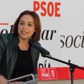 Miriam Andrés reelegida como secretaria general del PSOE de Palencia