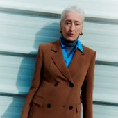 Marie Sophie Wilson, la primera modelo de Zara mayor de 50 años
