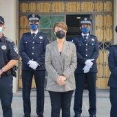 Tres nuevos agentes toman posesión como Policías Locales de Socuéllamos