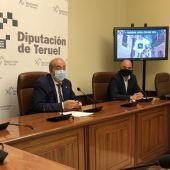 Diputación de Teruel y Cámara de Comercio han firmado un convenio de colaboración para sacar adelante este programa