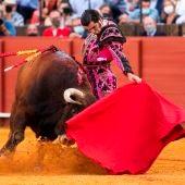 Morante de la Puebla en La Maestranza de Sevilla