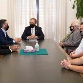 La Diputación apoyará económicamente los actos conmemorativos del primer centenario del C.D. Castellón