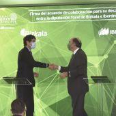 Iberdrola y la Diputación Foral de Bizkaia ponen en marcha el centro tecnológico global que definirá las redes eléctricas del futuro