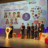 El equipo de debate de la Universidad de Alcalá gana  la IX Liga Española de Debate Universitario