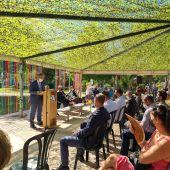 La Diputación presenta los proyectos de innovación y emprendimiento social