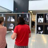 Imagen de la exposición del Mateu Orfila.
