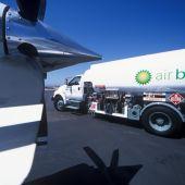 bp Castellón, la primera refinería del mundo en producir biocombustible para aviones