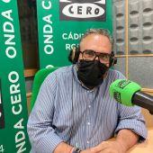 Pedro Olmedo, delegado de Mercados de Puerto Real