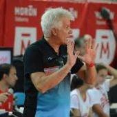 Fabian Muraco entrenador del Léleman Voleibol Valencia