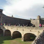 La Ciudadela bate récord de visitantes en verano