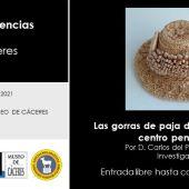 El Museo de Cáceres retoma las conferencias tras año y medio de parón por la pandemia