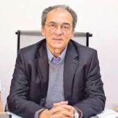 Ignacio Jiménez Raneda, exrector de la Universitat d'Alacant.