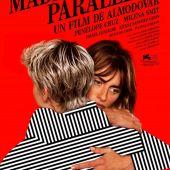"Cartel oficial de ""Madres paralelas'"