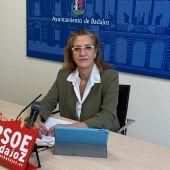 """El PSOE de Badajoz pide la paralización del """"deterioro"""" del Parque de Tres Arroyos"""