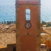 Torre campanario iglesia de la Asunción