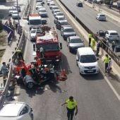 Accidente tráfico Marbella