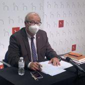 José María Romance, concejal de Hacienda.