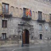 Sede del Tribunal Superior de Justicia de Aragón