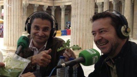 Rafa y Pedro