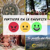 Encuesta participativa sobre turismo en Sabiñánigo