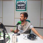 Fernando Navarro, portavoz de Podem en el Ayuntamiento de Castelló.