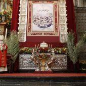 Urna con los mártires beatos de Córdoba
