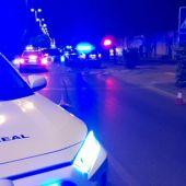Detienen en Ciudad Real a un conductor que iba bebido y se enfrentó a los agentes
