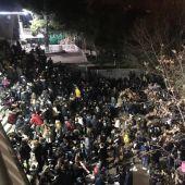 La Policía ha disuelto 21 botellones durante la Semana del Pilar