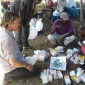 Proyecto de 'Acceso a medicamentos y sanidad' en Etiopía