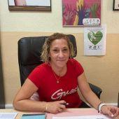 Sonia Terrero, Scretaria General de FAPA Gabriel Miró de Alicante.
