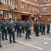 44 efectivos más en la Guardia Civil en la provincia
