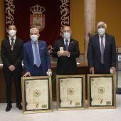 La entrega de los galardones se ha realizado en el Palacio de Orleans Borbón