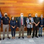 Presentación de la iniciativa Ningún Niño Sin Juguete en la sede municipal