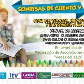 Vuelve 'Sonrisas de Cuento' a Talavera