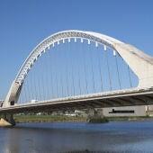 Finalmente las obras de mejora en el Puente Lusitania se retrasarán unos días