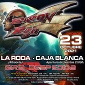 El grupo Barón Rojo vuelve a la carretera en su gira de despedida con parada en La Roda