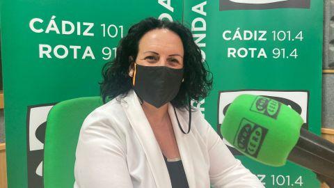 Ascen Hita, presidenta del PP de Chiclana