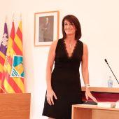 Ana Juan, presidenta del Consell de Formentera